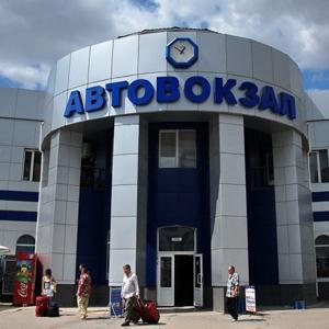 Автовокзалы Воронежа