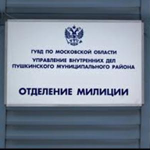 Отделения полиции Воронежа
