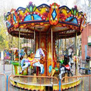 Парки культуры и отдыха Воронежа