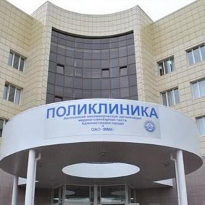 Поликлиники Воронежа