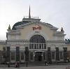 Железнодорожные вокзалы в Воронеже