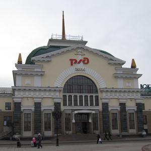 Железнодорожные вокзалы Воронежа